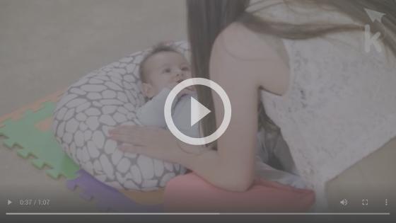 conversar com recém-nascido