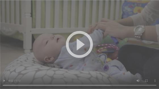 atividade para firmar pescoço bebê
