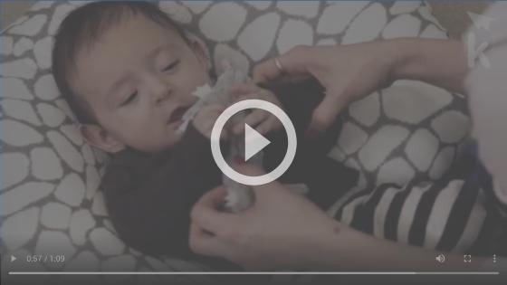 coordenação motora bebê 3 meses