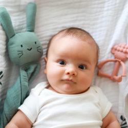 Bebê de 3 meses: desenvolvimento e estímulos adequados