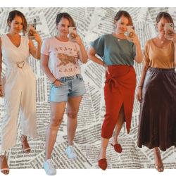 Provando roupas novas | Repeteco de favoritos