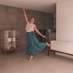 Voltei no meu primeiro apartamento + Surpresa