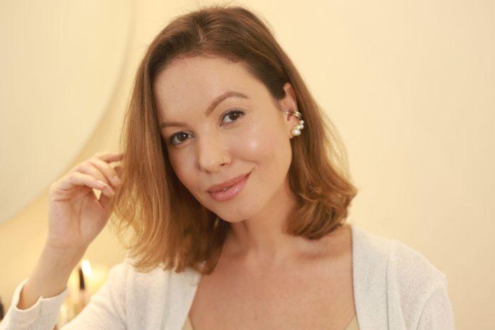 Confira maquiagem com produtos Estée Lauder