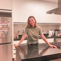 Tour pela organização da cozinha e da geladeira