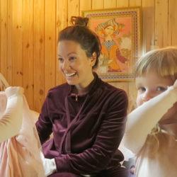 Compras para as crianças na Dinamarca em lojas de desapego