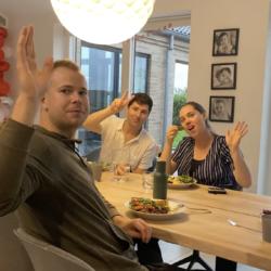 Rotina da Família na Dinamarca com 5 crianças em casa